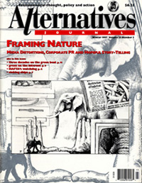 Cover of Framing Nature